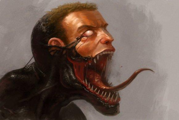 Venom - PACkO-MX - Spiderman - Fanart