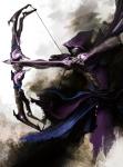 Daniel Kamarudin - Medieval Avengers - Hawkeye