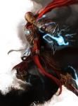 Daniel Kamarudin - Medieval Avengers - Iron Man