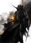 Daniel Kamarudin - Medieval Avengers - Nick Fury