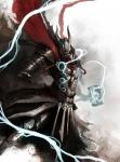 Daniel Kamarudin - Medieval Avengers - Thor