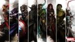 Daniel Kamarudin - Medieval Avengers - Wallpaper