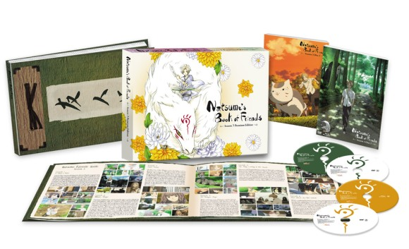 Natsume's Book of Friends - Season 3 -  Review - NIS America
