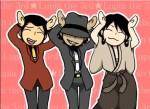 Ayaki - Lupin The 3rd - Caramelldansen