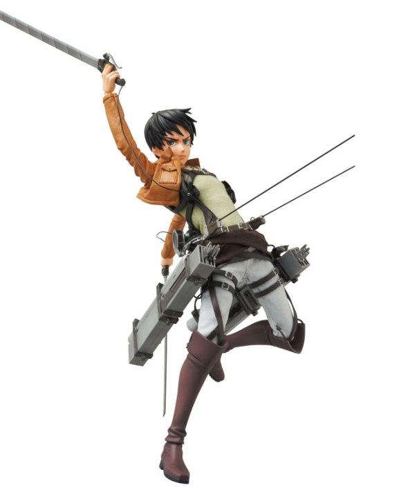 Attack on Titan - Eren Yeager - Real Action Heroes - RAH - Shingeki no Kyojin