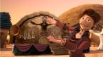 PrimerFrame - El Vendedor de Humo - Jaime Maestro - Animation - The Smoke Seller