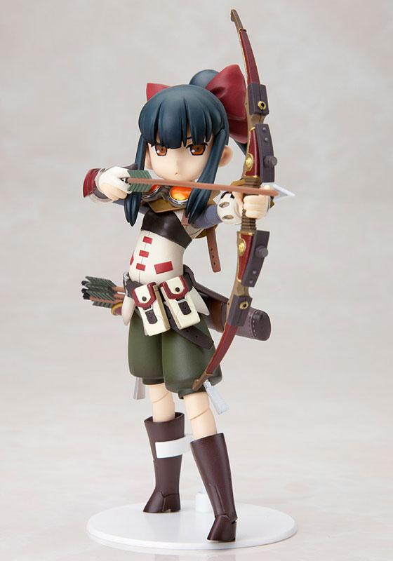Etrian Odyssey IV - Sniper Girl - Plastic Model - Kotobukiya