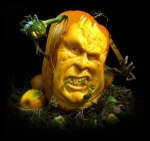 Ray Villafane - Pumpkin Carving - Halloween