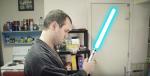 Dark Pixel - The Lazy Jedi - Video - Star Wars