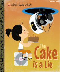 Joebot - Joey Spiotto - My Little Golden Books - Videogames - The Cake is a Lie